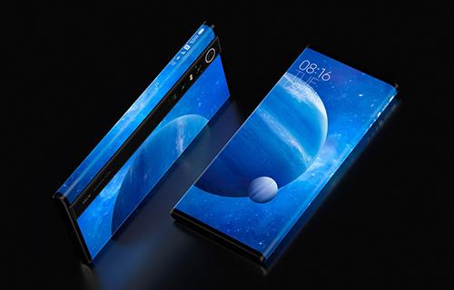 Mi Mix Alpha là smartphone mới nhất của Xiaomi có hỗ trợ 5G, nhưng cuối năm nay mới bán ra.