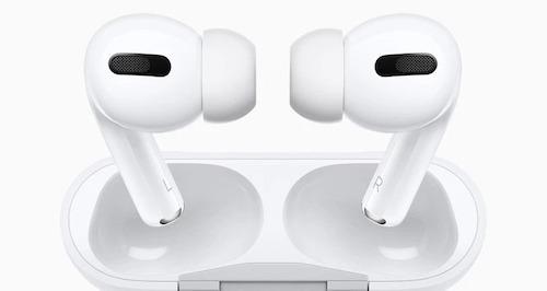 AirPods Pro đắt hơn 50USD so với phiên bản thường.