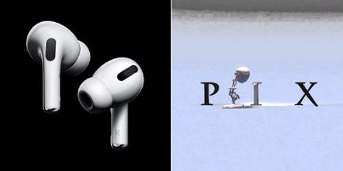 Có gì đó quen quen với bóng đèn của Pixar.
