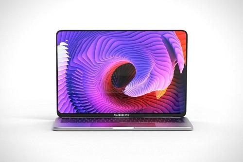 Ảnh dựng MacBook Pro 16 inch. Ảnh: MacRumors
