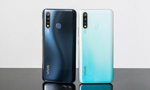 Vivo Y19 - smartphone phổ thông pin 5.000mAh, sạc hai chiều