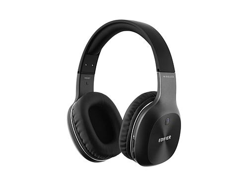 Tai nghe Edifier W800BT có vỏ bằng nhựa giả kim loại để giúp trọng lượng sản phẩm nhẹ, có thể đeo được nhiều giờ.