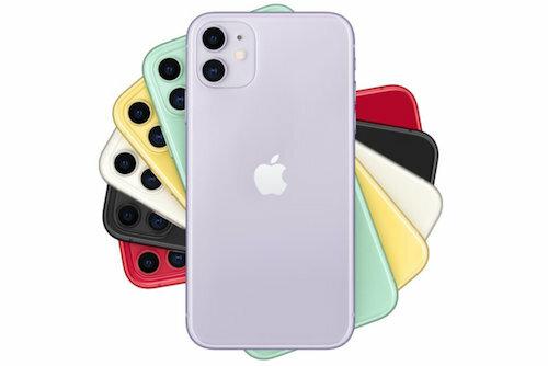 iPhone 5G có thể được bán dưới dạng thuê bao. Ảnh: Apple.
