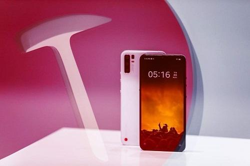 Smartian Nut 3 Pro 3 là mẫu smartphone đầu tiên của ByteDance. Ảnh: Panda Daily