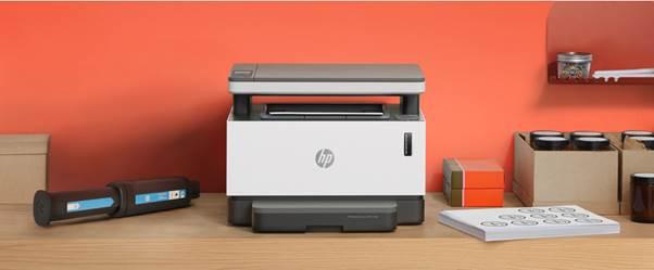 Giải pháp in ấn tiết kiệm với máy in HP Laser Neverstop