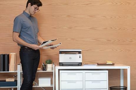 Giải pháp in ấn tiết kiệm với máy in HP Laser Neverstop - 1