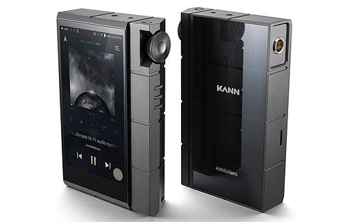 Máy nghe nhạc Kann Cube dành cho dân chơi âm thanh chuyên nghiệp. Ảnh: Astell&Kern.