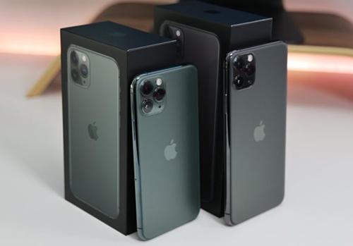 Bộ ba iPhone 11 có lượng đặt hàng ở Việt Nam gấp đôi thế hệ năm ngoái. Ảnh: technewsfix