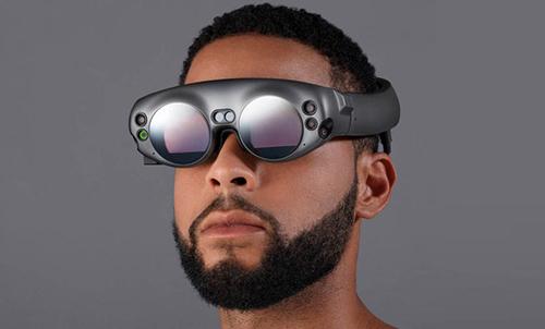 Một ý tưởng kính thông minh Apple. Ảnh: Business Insider.