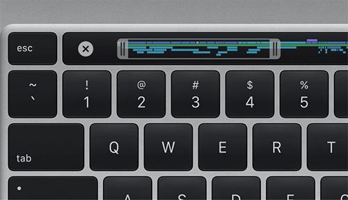 Phím Esc vật lý quay trở lại trên MacBook Pro 16 inch.