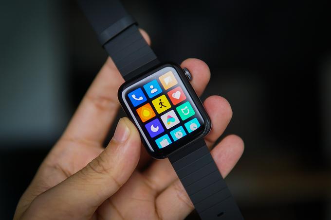 Đồng hồ Mi Watch xuất hiện tại Việt Nam