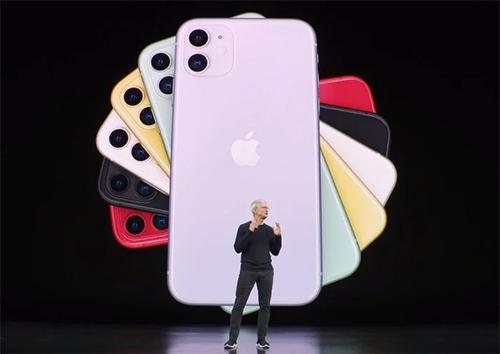 iPhone 11 khởi đầu thành công tại Trung Quốc. Ảnh: Gizchina