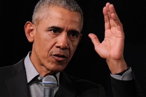 Cựu Tổng thống Mỹ Barack Obama. Ảnh: Yahoo.