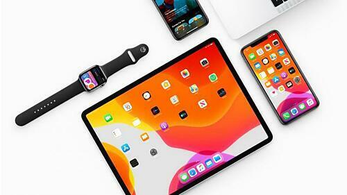 Trong các thiết bị iOS, mới chỉ có iPad Pro được trang bị RAM 6GB. Ảnh: Apple.