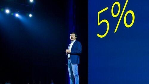 Nhà sáng lập Xiaomi - Lei Jun. Ảnh: Xiaomi
