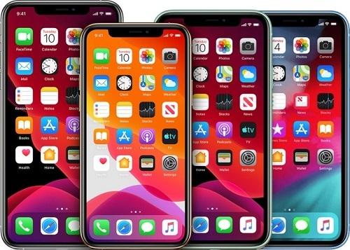 Tất cả dòng iPhone 2020 đều hỗ trợ kết nối 5G. Ảnh: MacRumors