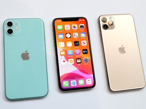 iPhone 11 và iPhone 11 Pro. Ảnh: Toms Guide.