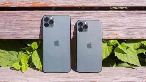 Doanh số của dòng iPhone 11 không thể bù đắp cho tình hình kinh doanh yếu kém trong sáu tháng đầu năm. Ảnh: Cnet.