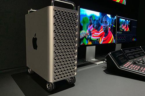 Mac Pro cấu hình cao nhất không dành cho người dùng phổ thông. Ảnh: IDG.