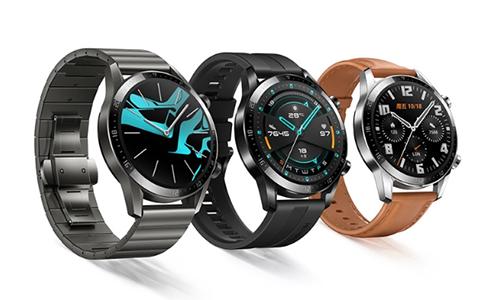 Huawei Watch GT2. Ảnh: Huawei.