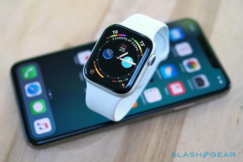 Apple Watch Series 4. Ảnh: SlashGear