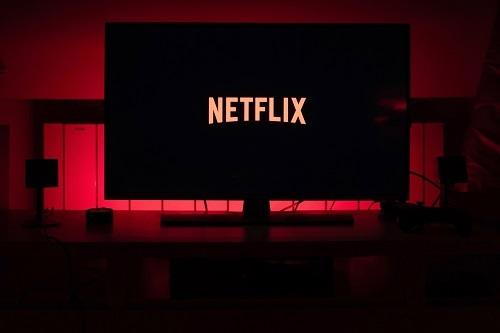 Ứng dụng NetFlix. Ảnh: Night Life.