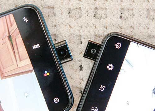 Camera thụt thò xuất hiện trên nhiều mẫu máy tầm trung trong năm 2019.