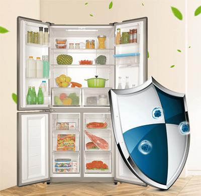 Vệ sinh tủ lạnh đúng cách là chủ đề được quan tâm dịp sát Tết.