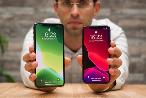 iPhone 12 Pro và Pro Max hướng tới người dùng cao cấp nhất. Ảnh: Phonearena.