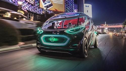 Công nghệ hỗ trợ lái thông minh sẽ có mặt trên các mẫu xe ô tô cao cấp tại CES 2020. Ảnh: Cnet.