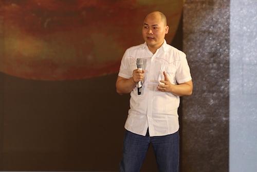 Ông Nguyễn Tử Quảng, CEO Bkav.
