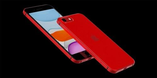 Ảnh dựng iPhone SE 2. Ảnh: Phone Industry.