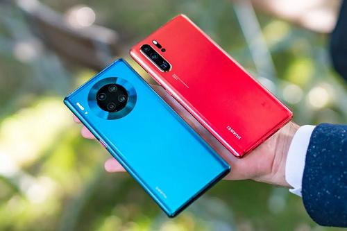 Huawei cần Google Mobile Services để tiếp tục cạnh tranh với Samsung. Ảnh: Tech Garage.