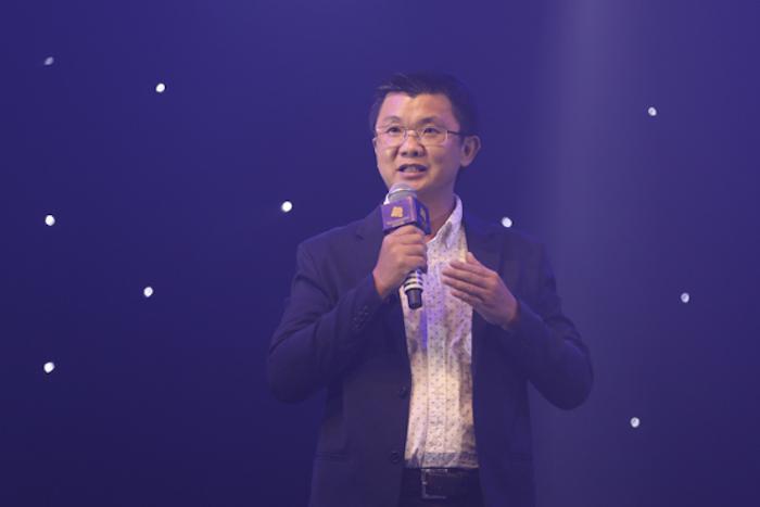 Ông Nguyễn Lộc Vũ, Giám đốc công nghệ của FPT Online.