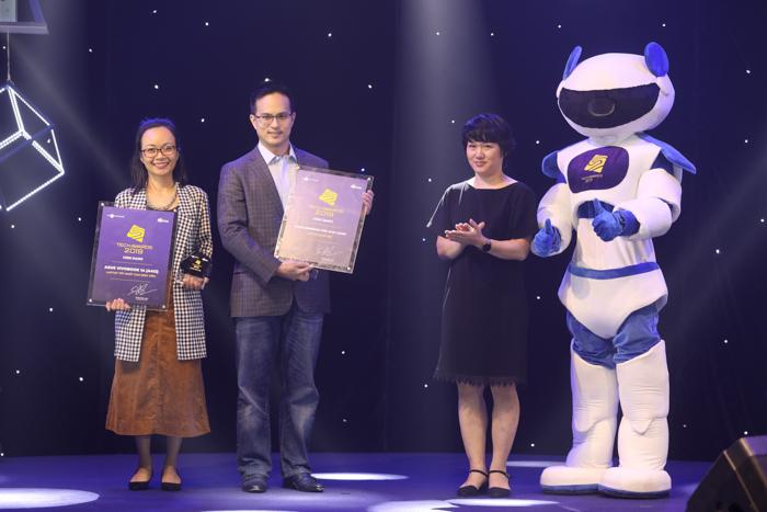 Samsung Galaxy Fold đoạt giải Điện thoại xuất sắc Tech Awards - page 2 - 2