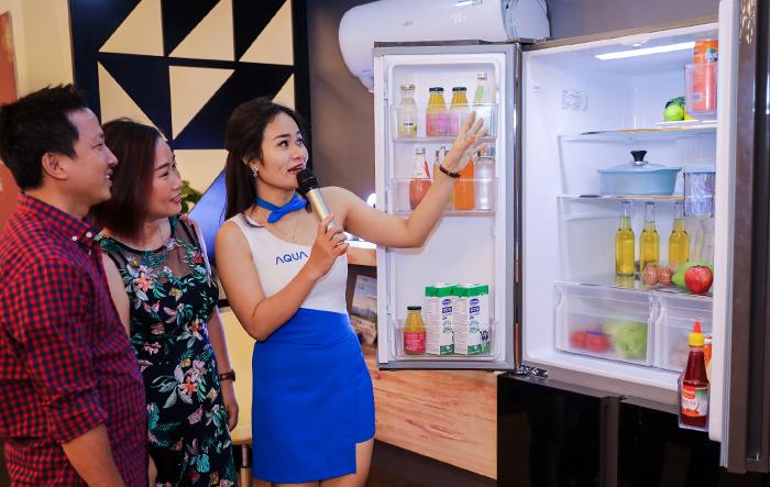 Aqua giới thiệu loạt sản phẩm mới tại triển lãm Smart Living - 5