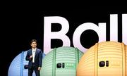 Samsung phát triển robot nhỏ như quả bóng