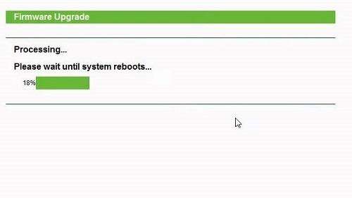C?p nh?t ph?n m?m giúp router ho?t ??ng hi?u qu? h?n. ?nh: TP-Link.