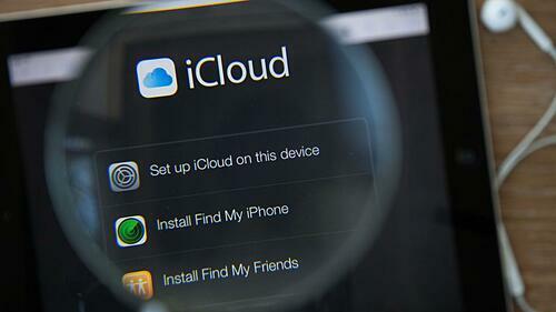 Các bức ảnh đăng tải lên iCloud có thể bị Apple quét. Ảnh: TellerReport