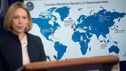 Chính phủ Mỹ đã để Eternal Blue lọt vào tay hacker, dẫn đến cuộc tấn công Wanna Cry vào năm 2017. Ảnh: Yahoo Finance.