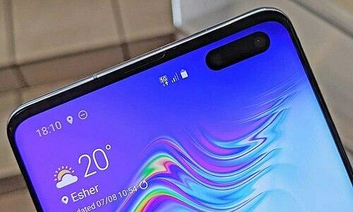 Samsung Galaxy S10 5G ra mắt đầu 2019.