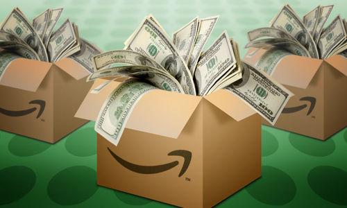 Amazon kiếm tiền từ người dùng thế nào
