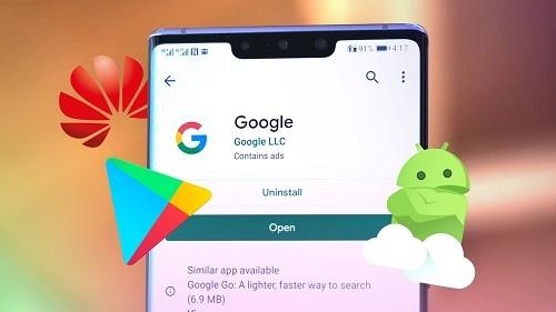 Việc doanh số smartphone Huawei trong năm 2019 không đáp ứng kỳ vọng được cho là do thiếu dịch vụ và bộ ứng dụng quan trọng của Google. Ảnh: Android Central.