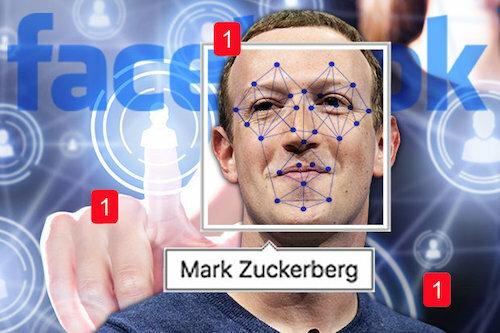 Tính năng nhận diện gương mặt khiến Facebook mất 550 triệu USD.