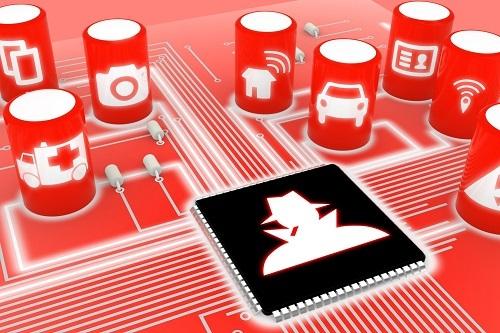 Hacker đang tìm cách chiếm quyền kiểm soát thiết bị IoT như điểm đầu để thực hiện cuộc tấn công DDoS tới mục tiêu khác. Ảnh: Engadget.