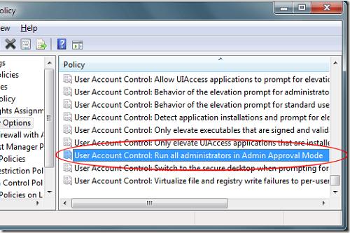 Người dùng tự sửa lỗi bằng cách cấp quyền truy cập cho tất cả tài khoản quản trị viên trên Windows 7. Ảnh: Online Tech Tips.