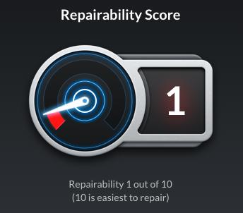 Điểm sửa chữa của Motorola Razr 2019.