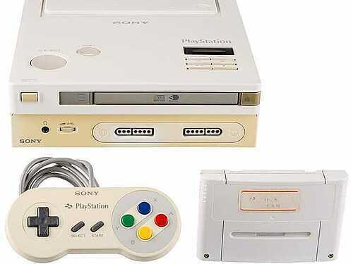 Nguyên mẫu Nintendo PlayStaytion hiếm hoi trong lịch sử vẫn được gìn giữ nguyên vẹn và có thể hoạt động. Ảnh: HA.