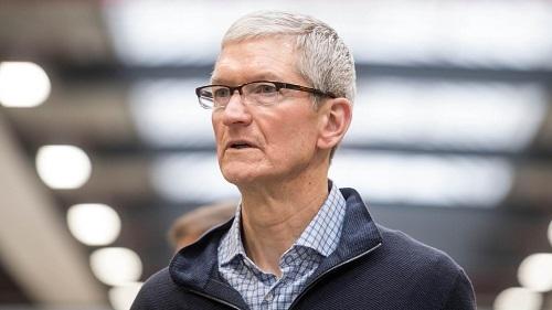 Rakesh Sharma đã đề lại lời nhắn quấy rối, đăng ảnh phản cảm gắn thẻ Tim Cook và hai lần xuất hiện trước cửa nhà riêng của CEO Apple. Ảnh: Independent.