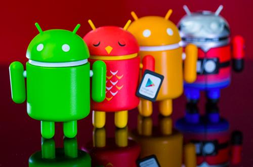 Android 11 được Google trang bị các tính năng ưu tiên 5G và cá nhân hóa. Ảnh: The Verge.